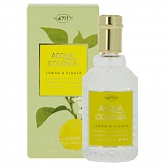 Одеколон `4711 ACQUA COLONIA` VITALIZING - LEMON & GINGER (жен.) 50 мл