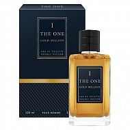 Туалетная вода `CHRISTINE LAVOISIER PARFUMS` THE ONE 1 gold million (муж.) 100 мл