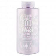 Гель для душа `MADES` `BATH & BODY` INSPIRATION PURE  500 мл