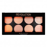 Палетка румян для лица `REVOLUTION` ULTRA BLUSH тон hot spice