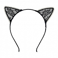 Ободок-уши `LADY PINK` WITCHY GLAM ears