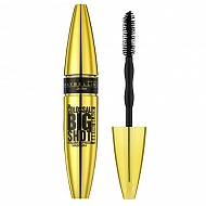 Тушь для ресниц `MAYBELLINE` COLOSSAL BIG SHOT дерзкая черная